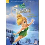 Disney Fairies Graphic Novels #9: Tinker Bell and Her Magical Arrival by Silvia Gianatti