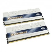 Memorie Team Group Xtreem Series White 16GB (2x8GB), DDR3 2400MHz, CL10, 1.65V, Dual Channel Kit, TXWD316G2400HC10QDC01