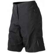 James & Nicholson Ladies' Bike Shorts Shorts de ciclismo para mujer, color negro, talla S