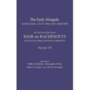 The Early Mongols Language, Culture and History by Volker Rybatzki