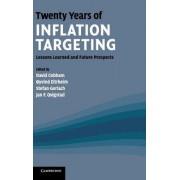 Twenty Years of Inflation Targeting by David Cobham