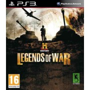 Legends of War Pattons Campaign PS3