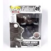 Funko Pop Games Fallout Power Armor Exclusive Vinyl Figure