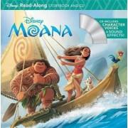 Moana Read-Along Storybook & CD by Disney Storybook Art Team