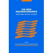 The New Macroeconomics by Huw David Dixon