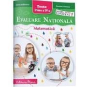 Matematica. Evaluare nationala - Clasa a 4-a - Teste - Elena Stefanescu Dorina Cristescu