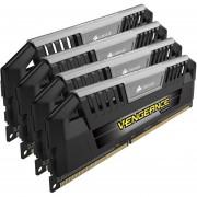 Corsair Vengeance Pro Series - 32GB (4 x 8GB) DDR3 DRAM 1600MHz C9 Memory Kit - 32 GB (4 x 8 GB) - DDR3 SDRAM - 1600 MHz DDR3-1600/PC3-12800 - 1.50 V - 240-pin - DIMM - CMY32GX3M4A1600C9