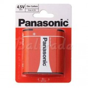 Philips bateria cynkowo-węglowa Panasonic 3R12 - płaska (blister)