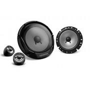 Kenwood Electronics KFC-E170P altavoz audio Altavoces para coche (De 2 vías, 92 Db, 300W, 17,4 cm, 7,13 cm, 17,4 cm) Negro