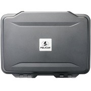 Pelican Waterproof HardBack Case - 1055CC (Black)