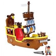 Jake and The Neverland Pirates - Jake's Pirate Adventure Bucky