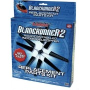 Interactive Toy BladeRunner R/C Radio Controlled Helicopter Replacement Rotors