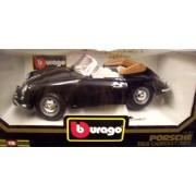 Bburago 3031 - Porsche 356 Cabriolet