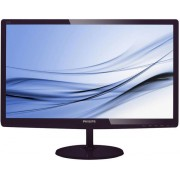 "Monitor IPS LED Philips 27"" 277E6EDAD/00, Full HD (1920 x 1080), VGA, DVI-D, MHL-HDMI, 5 ms GTG, Boxe (Negru)"