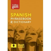 Collins Spanish Phrasebook and Dictionary by Collins Dictionaries