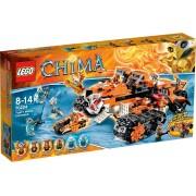LEGO Chima Tiger's Mobiele Commandopost - 70224