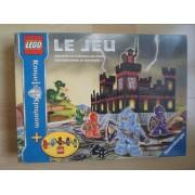 Rare Jeu De Société Chateau Lego Knights Kingdom Avec 5 Figurines