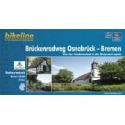 Fietsgids Bikeline Brückenradweg | Esterbauer