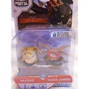 Dragons Hero Portal Booster Pack - Meatlug and Cloud Jumper