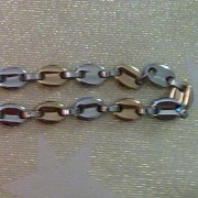Верижка Danieli изработена от медицинска стомана 316L (DSN015)