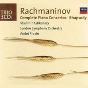 S. Rachmaninov - Complete Piano Trios/ Rhap (0028947325123) (3 CD)