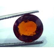 4.83 Ct Untreated Natural Ceyloni Gomedh/Hessonite Gemstone