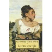Litera stacojie - Nathaniel Hawthorne