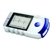 Omron HCG-801-E - Electrocardiógrafo portátil