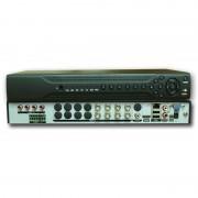 Registratore videosorveglianza Dvr ibrido HVR H264 8 canali AHD Full 1080p IP