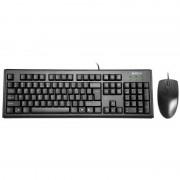 Kit tastatura si mouse A4Tech KM-72620D USB Black