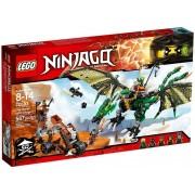 LEGO Ninjago 70593 Zelený drak NRG