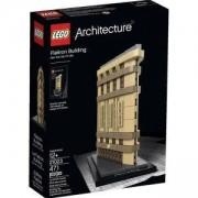 ЛЕГО АРХИТЕКТУРА-ФЛАТАЙРЪН БИЛДИНГ, LEGO Architecture, 21023