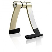 Cooler Master JAS mini Gold Portable Aluminum Display Stand for Smartphones and Tablets (R9-TPS-JSMG-GP)