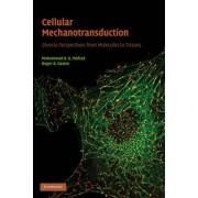 Cellular Mechanotransduction by Mohammad R. K. Mofrad