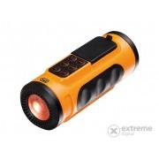Trevi MPS-1650 MP3 player sport lampă cu LED-uri, portocaliu