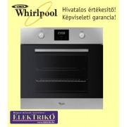 Whirlpool AKP 462/IX beépíthető elektromos sütő