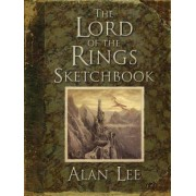 The Lord of the Rings Sketchbook by J. R. R. Tolkien