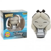 Alice - Black & White Chase: Funko Dorbz x Disney Alice in Wonderland Mini Vinyl Figure + 1 FREE Classic Disney...