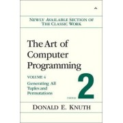 The Art of Computer Programming: Combinatorial Algorithms Volume 4, Fascicle 2 by Donald E. Knuth