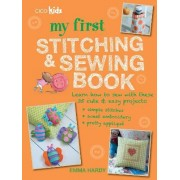 My First Stitching and Sewing Book by Cico Kidz