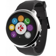Smartwatch MyKronoz ZeRound negru-argintiu Resigilat
