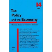 Tax Policy and the Economy: v. 14 by James M. Poterba