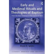 Early and Medieval Rituals and Theologies of Baptism by Professor Bryan D. Spinks