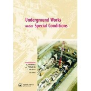 Underground Works Under Special Conditions by Manuel Romana