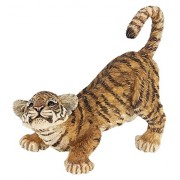 Papo - 50.183,0 - Figurine Animali - Tiger Cub Playing