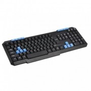 Tastatura OMEGA cu USB OK015BL albastru 4195