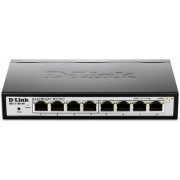 Switch D-Link DGS-1100-08/E, Gigabit, 8 porturi