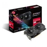ASUS Radeon RX 570 ROG Strix OC (4GB GDDR5/PCI Express 3.0/1300MHz-1310MHz/