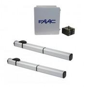 Kit automatizare pentru porti batante FAAC KIT S450H CBAC