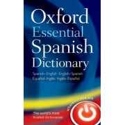 Oxford Essential Spanish Dictionary by Oxford Dictionaries
